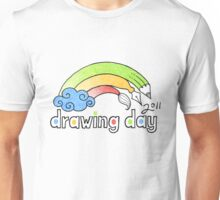 Drawing Day ~ Logo Unisex T-Shirt