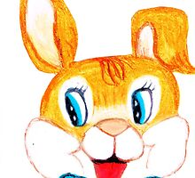 Mr. Jack Rabbit by JoAnnHayden