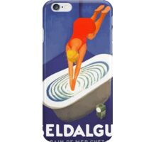 Leonetto Cappiello Affiche Seldague iPhone Case/Skin