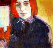 American Artist- Mariah O' Neill by Diane  Kramer