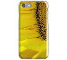 Sunflower petals iPhone Case/Skin
