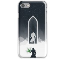 And now you know. iPhone Case/Skin