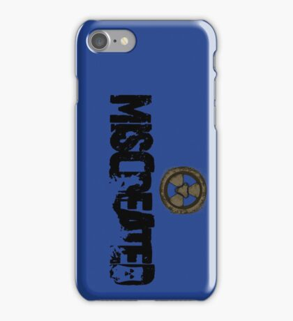 Miscreated Design 1 Blue  (Official) iPhone Case/Skin