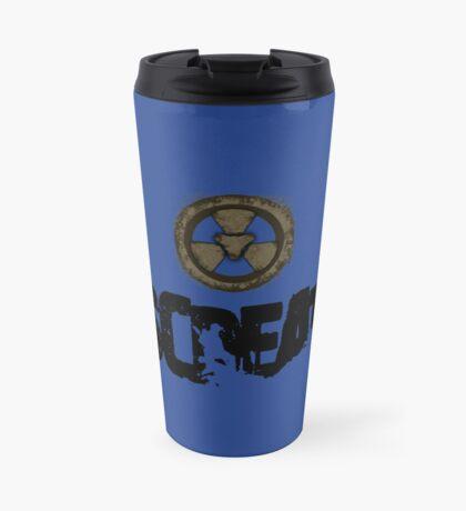 Miscreated Design 1 Blue  (Official) Travel Mug
