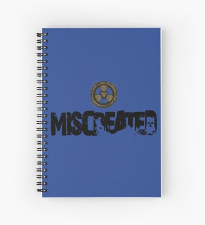 Miscreated Design 1 Blue  (Official) Spiral Notebook