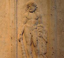 Ancient Male Torso by Nasko .