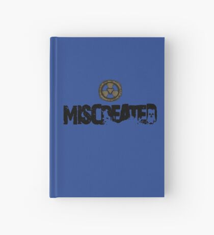Miscreated Design 1 Blue  (Official) Hardcover Journal