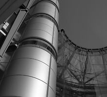 Channel 4 Building by hmartinphotos