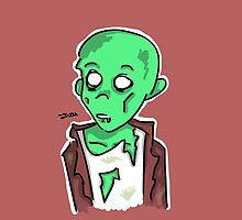 ZomB by Ivan Fiorin