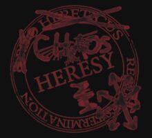 Heresy - Chaos mark Warhammer 40k by kane112esimo