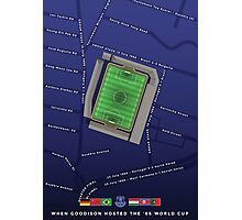 1966 World Cup at Goodison Park Photographic Print