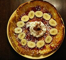 oven puffed pancake by Michelle  Sogan