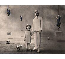 Delirium  Photographic Print