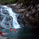 Fun at the Falls by Kym Howard