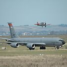 Harvard & KC-135 @ Avalon Airshow 2011 by muz2142