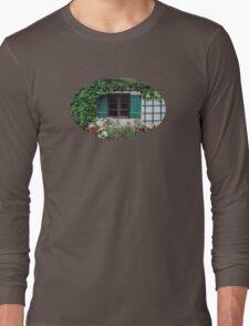 The Charming Garden Long Sleeve T-Shirt