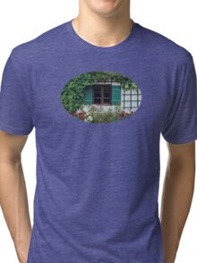 The Charming Garden Tri-blend T-Shirt