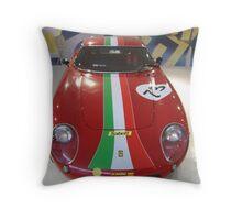 Ferrari 275 GTB Throw Pillow