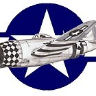 P-47 Thunderbolt by Steve's Fun Designs
