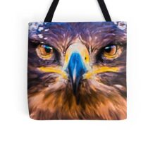 Bird of Prey - Steppe Eagle Tote Bag