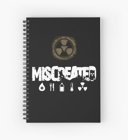 Miscreated  Design 3 (Official) Spiral Notebook