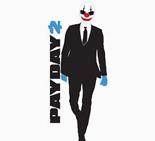 PAYDAY 2 CHAINS Unisex T-Shirt