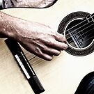 Guitar Player by ©FoxfireGallery / FloorOne Photography