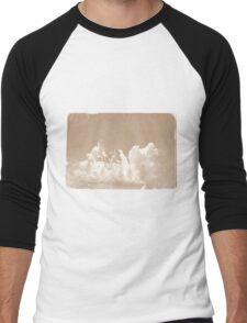 Castle In the Sky Men's Baseball ¾ T-Shirt