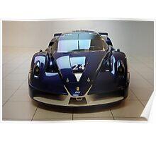 Ferrari FXX - no° 24 Poster