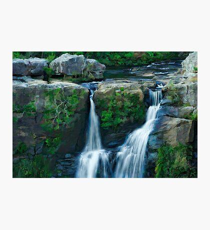 Carrington Falls, NSW Australia Photographic Print