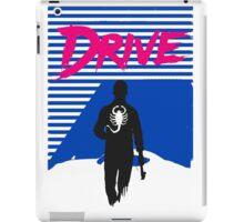 80s Drive T-shirt iPad Case/Skin
