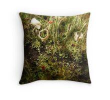gournd series 312 Throw Pillow
