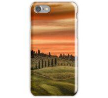 Tuscan Sunrise iPhone Case/Skin