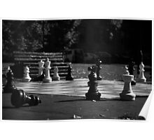 chess ? hobart, tasmania Poster