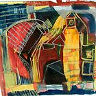 street scape by Shylie Edwards