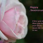 Happy Anniversary by DebbieCHayes
