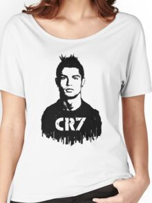 CR7 tattoo Women's Relaxed Fit T-Shirt