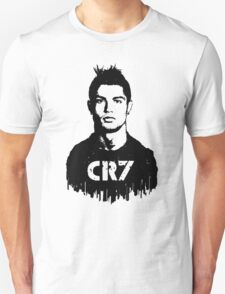 CR7 tattoo Unisex T-Shirt
