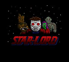 Super Star-Lord by TroytleArt