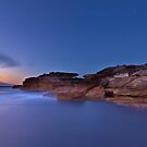 The Cliffs - Little Bay by Mark  Lucey