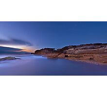 The Cliffs - Little Bay Photographic Print