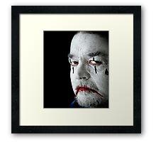 Clowning Around II Framed Print