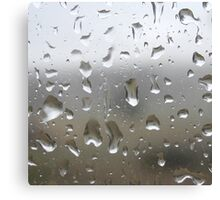 Rainy Day Canvas Print