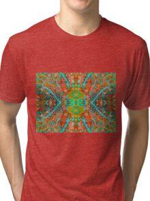 Enter The Labyrinth (Shattuckite) Tri-blend T-Shirt