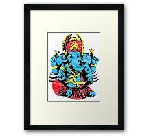 Ganesha T-shirt Framed Print