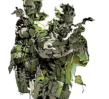 Metal Gear Solid Snake Eater by gallo177