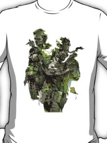 Metal Gear Solid Snake Eater T-Shirt