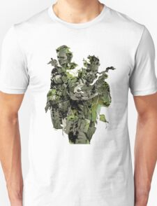 Metal Gear Solid Snake Eater Unisex T-Shirt