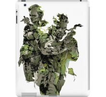 Metal Gear Solid Snake Eater iPad Case/Skin