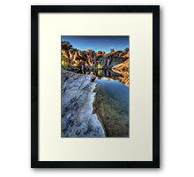 Shelving Framed Print